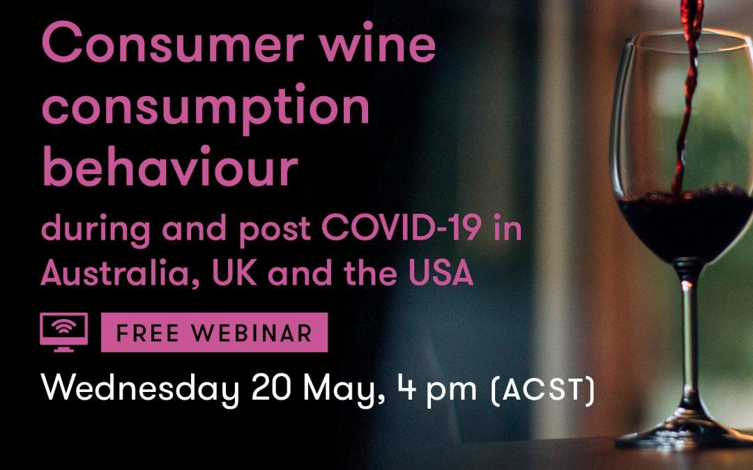 Consumer Wine Consumption Behaviour During & Post COVID-19